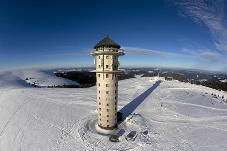 Weiße Weihnachten im Schwarzwald
