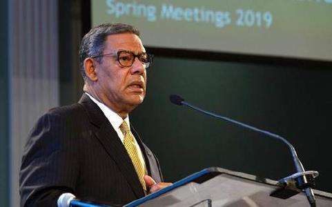 Juan Prestol-Puesán, Finanzvorstand der adventistischen Weltkirchenleitung. © Foto: Brent Hardinge/Adventist News Network