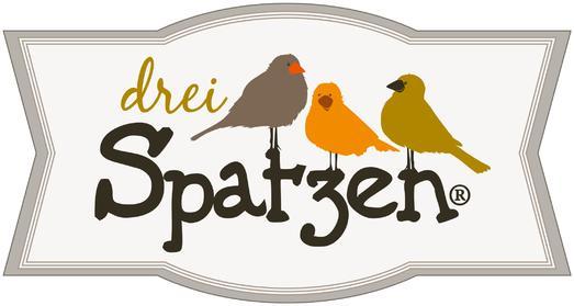 Logo drei Spatzen