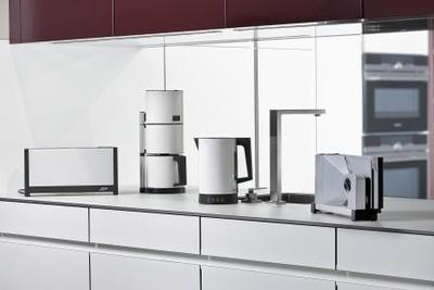 vom allesschneider ber toaster und wasserkocher bis zur kaffeemaschine ritterwerk gmbh. Black Bedroom Furniture Sets. Home Design Ideas