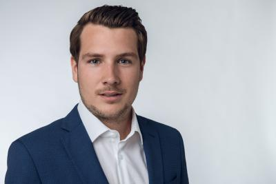 Benjamin Wahler wird Chief Sales Officer