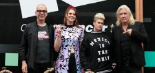 Peaches, Kate Nash, Tony Visconti u.a. für ANCHOR 2019