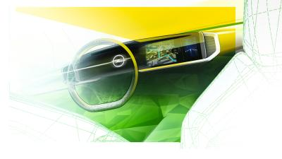 Fully Digital: New Mokka First to Bring Future Opel Cockpit