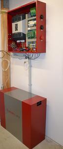Montage des Speichersystems: Kein großer Raumbedarf – aber großartige Möglichkeiten der optimalen Nutzung von emissionsfrei selbst erzeugtem Strom.