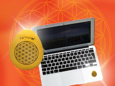 Laptop-WLAN-Schutz harmonei