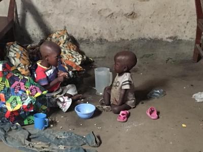 Geflüchtete Kinder finden Zuflucht in Kirchen und Schulen_Quelle Difäm