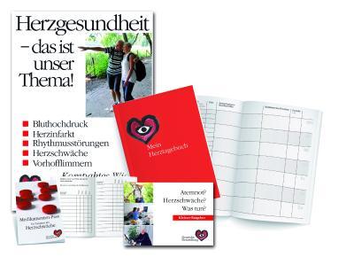 Eisenmangel bei Herzschwäche: Auslöser für Krankenhauseinweisungen (Bildnachweis: Deutsche Herzstiftung/Jan Neuffer)