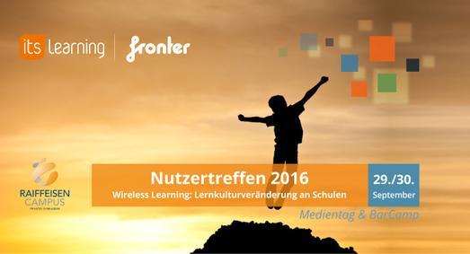 "Medientag & Barcamp ""Wireless Learning"" - Lernkulturveränderung an Schulen"