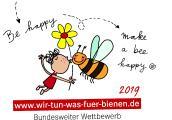 """Der Bundesweite Pflanzwettbewerb """"Wir tun was für Bienen"""" 2019 ist beendet!"""