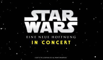 STAR WARS in Concert: Eine neue Hoffnung (c) 2017 & TM LUCASFILM LTD. All RIGHTS RESERVED