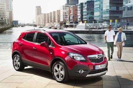 Der Mokka hat's drauf: Im Eiltempo erklimmt der neue Opel-SUV ein Top-Bestellniveau nach dem anderen. Derzeit liegen mehr als 80.000 Bestellungen aus ganz Europa vor.
