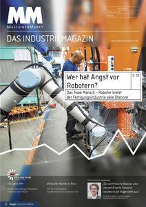 Stimmungsbarometer der Industrie