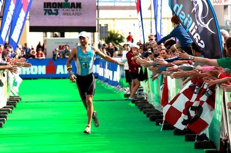 Georg Potrebitsch - IRONMAN 70.3 Ireland 2012