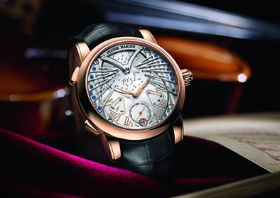 Ulysse Nardin's largest boutique in the world in the Dubai Mall marks a stunning opening ceremony