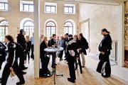 Tag des offenen Denkmals® 2019 - Besucher im restaurierten Kulturdenkmal Grafenbau in Ludwigsburg, Bild: ©Tobias Bugala