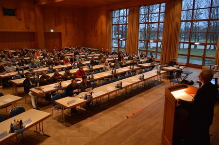 Bezirksversammlung Oberbayern in Weilheim