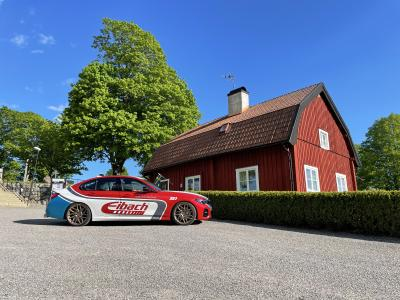 Barracuda Racing Wheels Europe: Project Car des Barracuda-Stützpunktes in Tschechien - Dragoon am BMW 3er G20