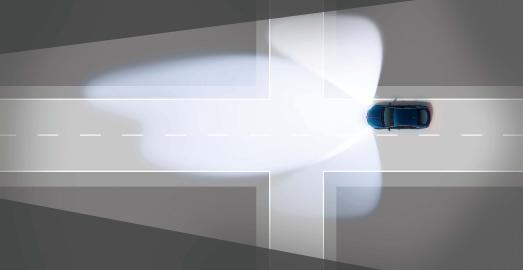 Opel IntelliLux LED Cornering Light
