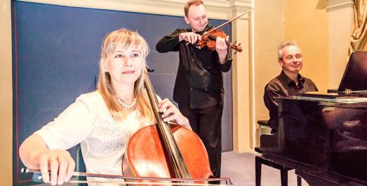 Weihnachtskonzerte mit dem Trio Rondo