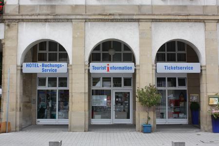 Neuer Service: Tourist-Information Karlsruhe wird Vorverkaufsstelle für Ticketmaster