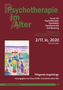 Cover »Psychotherapie im Alter 2/2020«
