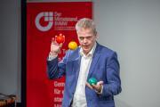 Stephan Ehlers, Experte für Gehirn-Wissen & Jonglieren