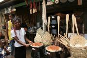 Kochöfen Ghana retail