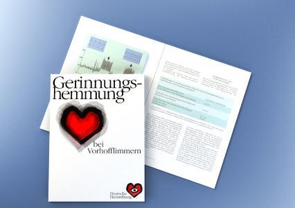 Gerinnungskontrolle: Warnung vor überholtem Quick-Wert – Patienten sollten auf INR-Wert bestehen, Collage: Ulrike Eberius/Deutsche Herzstiftung