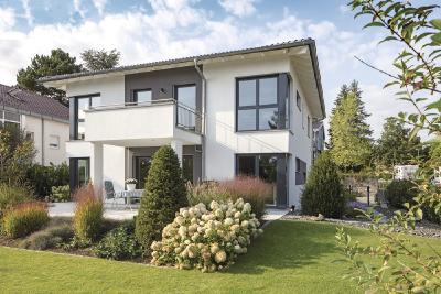 Bauherrengeschichte: Neubau im Alter