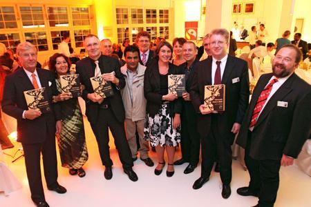 Verleihung des 1. Fairtrade-Awards