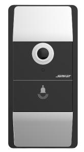 Somikon Kabellose Smart Video Türklingel VTK-30 mit WLAN und App-Kontrolle