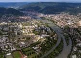 Das Universitätsklinikum im Neuenheimer Feld genießt auch international den besten Ruf, © Heidelberg Marketing GmbH, Fotograf: Tobias Schwerdt