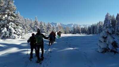 Schneeschuhtour Wildschönau