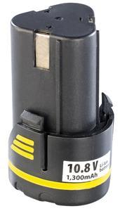 AGT Professional Ersatz-Akku (Li-Ion, 10,8 V) für NX-5244