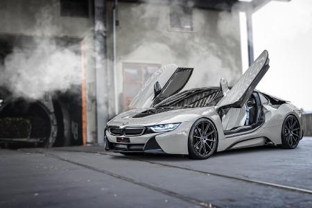 BMW i8 Barracuda Project 2.0