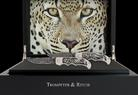 "Luxury Knives ""The Leopard Brothers"""