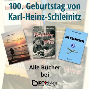 100. Geburtstag von Karl-Heinz-Schleinitz