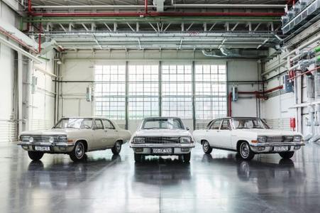 Opel KAD Baureihe A, 1964 – 1968