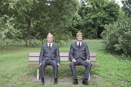 Ulan und Bator. Foto: Martin Becker