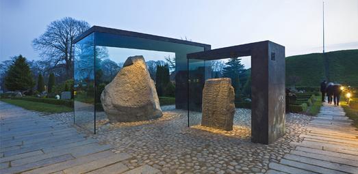 Preisträger 2013: Runensteine in Jelling, Dänemark