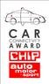 Vernetzte Autos: Car Connectivity Award 2015