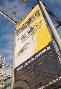Plakat HIGH END ON TOUR