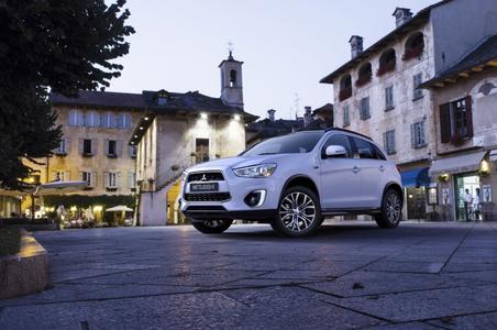 Mit rund 950 Fahrzeugen war der Mitsubishi ASX das meist verkaufte Auto im September (Quelle: KBA/MMDA)