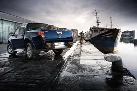 """Attraktives Sondermodell vom Mitsubishi Pickup: L200 """"Magnum"""""""