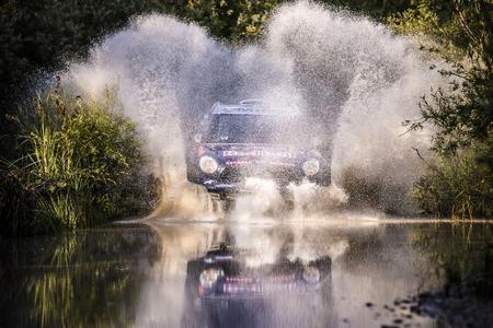 2015 Italian Baja, Nasser Al-Attiyah (QAT), Mathieu Baumel (FRA) - MINI ALL4 Racing 201 Qatar Rally Team - 29.06.2015