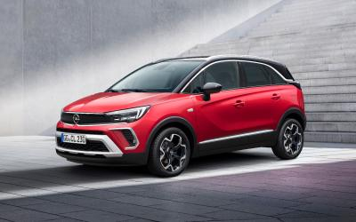 Jetzt bestellbar: Neuer Opel Crossland schon ab 18.995 Euro / Opel Automobile GmbH