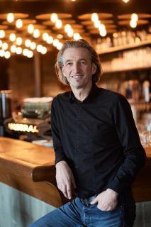Thomas Wenk, Geschäftsführer des Liebesbiers