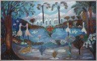 Josephine Troller - Garten Eden, 1963-64