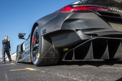 BMW M8 GTE, BMW Group Aero Lab