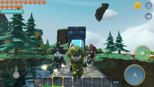 PK Mobile Multiplayer